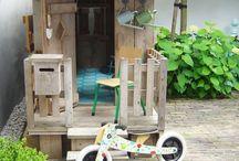 Gartenideen für Kinder