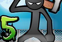 Anger of Stick 5 Mod Apk 1.0.8 Mod Money