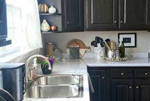 DIY Kitchen Updates