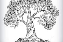 Olive Tree - Tattoo Idea