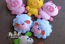 Textil állatok