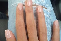 Natural nails/french manicure
