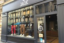Boutique JAQK - 13 rue La Boetie PARIS 8e