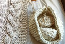 Ideias de Crochet, Tricot e Costura / Things I would love to try.. / by Sonia D.Simões