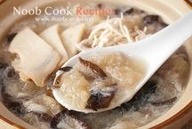 Shark fin soup recipes