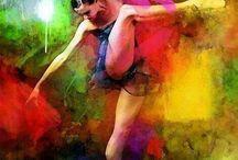 La magia dei colori!