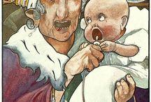 Alice in W:Charles Robinson / Alice in wonderland (illustrator/artist)