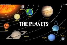 planeetat ja avaruus
