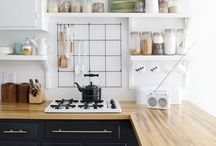 Kitchen / I love kitchens!