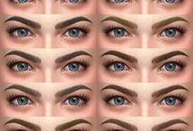 sims 4 eyebrows