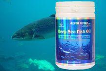 Deep Sea Fish Oil turunkan kolesterol penyebab sakit jantung / Deep Sea Fish Oil terbuat dari ikan salmon laut dalam Norwegia yang bebas polusi dan materi terkontaminasi. Beberapa penelitian menunjukkan bahwa suplemen minyak ikan mengurangi tingkat trigliserida. Kenari, yang kaya akan alpha linolenic acid atau ALA, dapat dikonversi ke omega-3 dalam tubuh, telah dilaporkan mampu menurunkan kolesterol total dan trigliserida pada orang dengan kadar kolesterol tinggi. Gunakan Deep Sea Fish Oil turunkan kolesterol. Hub 0811330031