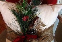 Christmas deco / by Mindy Rose-Hintermeister