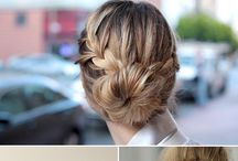 Hairstyles / by Kaneesha Demers
