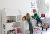 Çocuk Odaları / Oyun evi