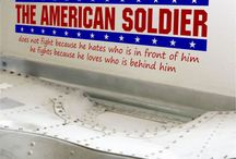Military Family Wall Quote Decals & Home Decor / A collection of our Simple Stencil vinyl wall quotes, phrases and sayings created exclusively for our American Military and Patriotic Holidays.