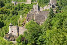 Häuser, Burgen und so