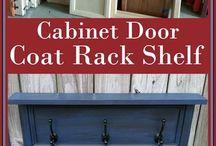 Cabinet door crafts