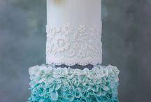 Taarten van Bellaria Cakes Design by Riany Clement