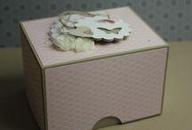 Karton für Babyschuhe