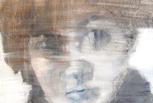 schilderen portretten / inspiratie