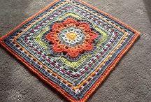 Szydełko dywany