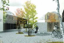 Graphic representation in Architecture
