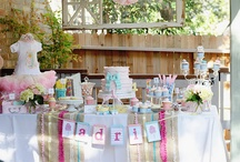 Party Ideas / by Stephanie Padgett