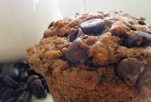 Eat Me: Sweets! Muffins & Scones. / Muffin and scone recipes! Mostly vegan, the ones that aren't, are easily veganized.  / by The Socially Awkward Ⓥegan.