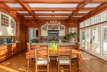 Fantastic Kitchens / Some wonderful kitchens (and homes) for sale!