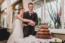 Wedding Cakes / Photos of wedding cakes. Wedding cake ideas