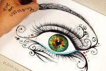 Disegni di occhi