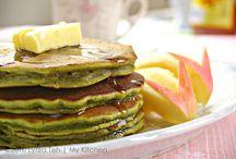 Food and Recipes: Matcha / by Jin Yong