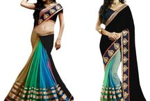 1775 Multiplex Attractive Saree Collection / For all details and other catalogues. For More Inquiry & Price Details  Drop an E-mail : sales@gunjfashion.com Contact us : +91 7567226222, Www.gunjfashion.com