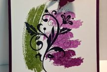 Stampin' Up! Flowering Flourishes