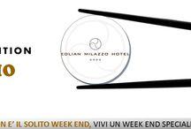 Week End Edition / Non è il solito Week End...!! Vivi un Week End Speciale...!!