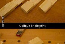 Ensambles en madera
