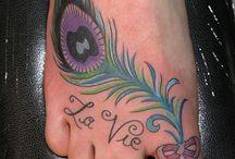 Tattoos / by Kimberly Smith