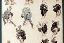 Slightly Insane 1830s. / 1830s fashions were not for the faint of heart.