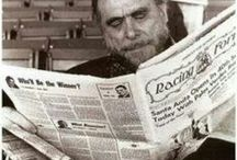 Charles Bukowski / by Tayta Inti