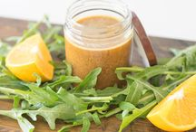 Homemade Salad Dressings - oil free