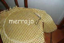sillas antiguas restauradas