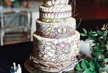 RT Lodge Wedding Cakes
