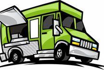 food truck .camion restaurant