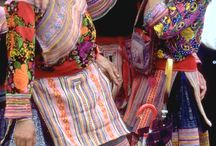 hmong tribe , / embroidery ,textiles &&beautiful beings ,,