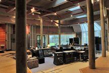 电台录音室