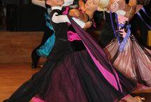 Dancing dresses