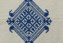 Embroidery motifs