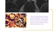 Work / Graphic Design / Digital / Branding / 365 Day Project