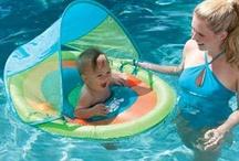 Little Man: Swimming