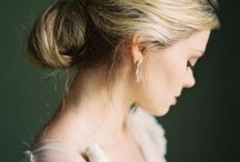 Wedding Hair / Elegant hair